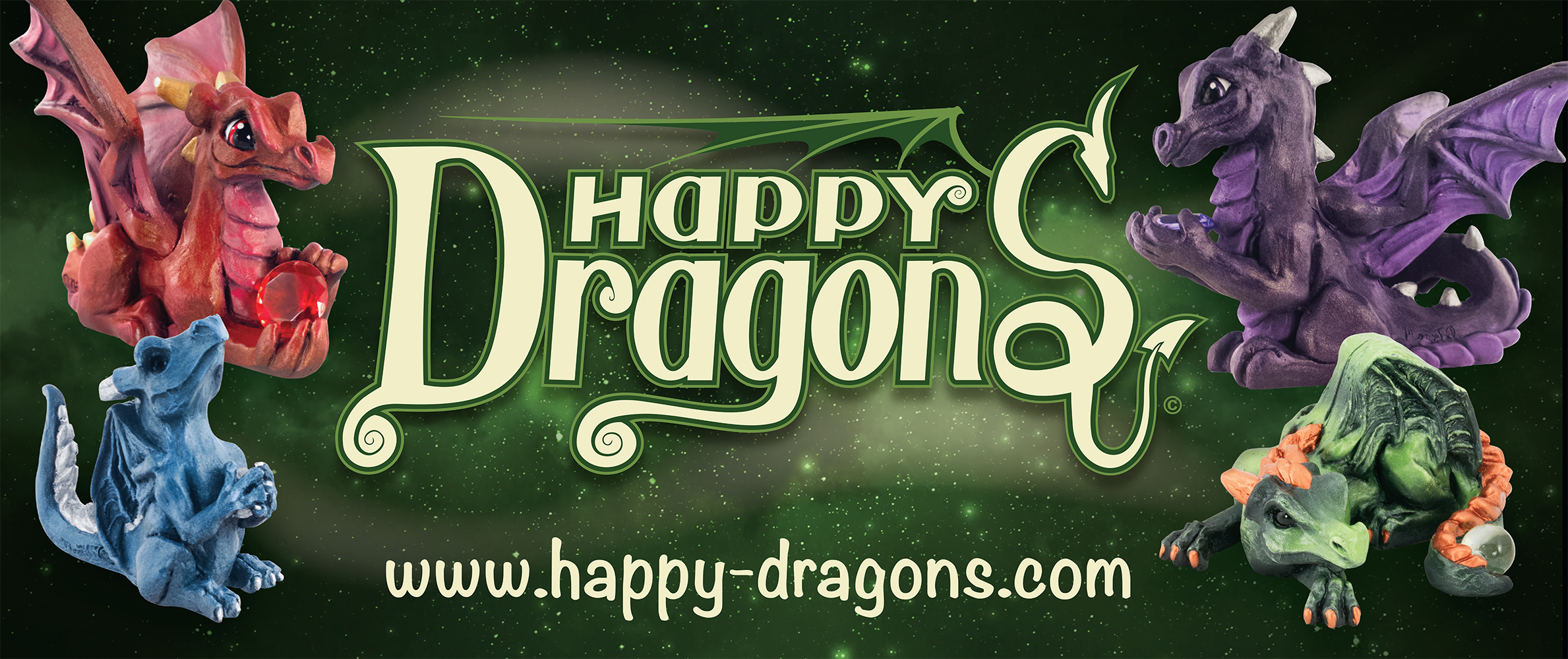 Happy Dragons
